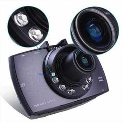 1080P-Dash-HD-Vehicle-Camera- Memory Card include-Video-Reco