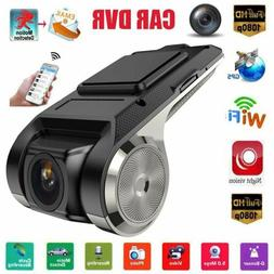 1080P Navigation FHD Wifi Car Hidden Camera DVR Video Dash C