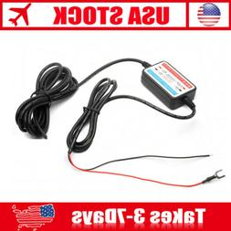 12v to 5v hard wire Power Cord Cable For Car Dash Cam 0801/B