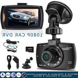 16GB TF + FHD 1080P Car DVR + Hardwire kit for Dash Cam Came