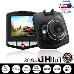 2.4'' 1080P Full HD Car DVR Vehicle Video Camera Dash Cam Re