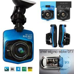 2.4'' HD Car DVR Camera Audio Recorder Night Vision Camera D