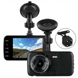 "2.4"" Vehicle Car DVR Camera Video Recorder Dash Cam G-Sensor"