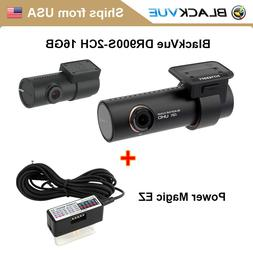 BlackVue 2 Channel DR900S-2CH 16GB + Power Magic EZ