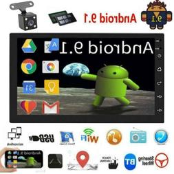 2 DIN 7inch Android 9.1 Car Stereo GPS BT WiFi FM Radio In-d