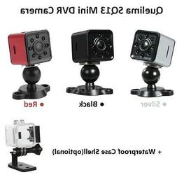 3 Colors Quelima SQ13 Mini 1080P FHD Car DVR Camera Wifi Cam
