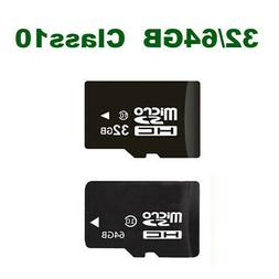 32/64GB C10 Mirco SDHC SD Card Memory Cards For HD Viofo A11
