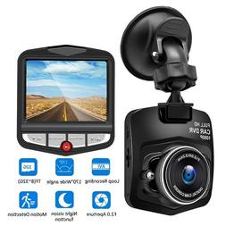 32G Camera HD 1080P Car DVR Dash Cam Night Vision Driving Re