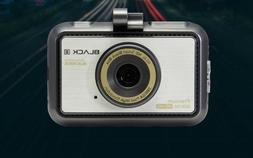 Black B 3300HBU Dual Dash Cam + Backup Camera System