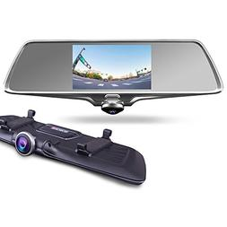 PROVISION ISR 360 Wide Angle Dual Mirror HD Touch Screen Bac