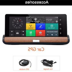 "7"" HD 1080P Android5.0 4G WIFI Car GPS Recorder Bluetooth DV"