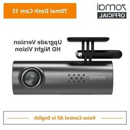 Xiaomi 70mai 1S 1080P Dash Cam Smart WiFi Car DVR Night Visi