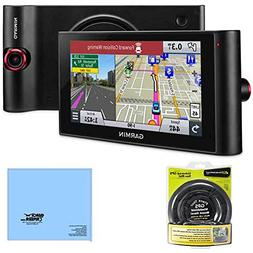 """Garmin nuviCam LMTHD 6"""" GPS Navigation System with Built-in"""