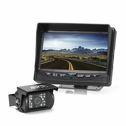 "Rear View Safety Backup Camera System with 7"" Display  RVS-7"