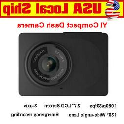 Xiaomi Yi Smart Dash Camera Car DVR 1080p, 2.7''LCD display,