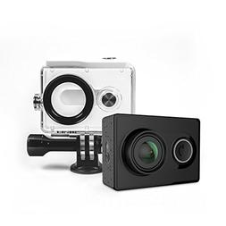 YI Action Camera with Waterproof Case Black