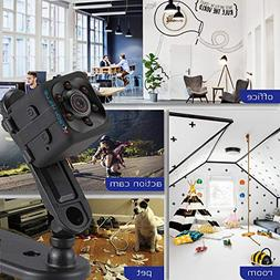 Action Mini HD Chargeable Camera Ideal for Security surviell