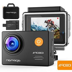 APEMAN Action Camera WiFi 14MP 1080P FHD Sports Camera with