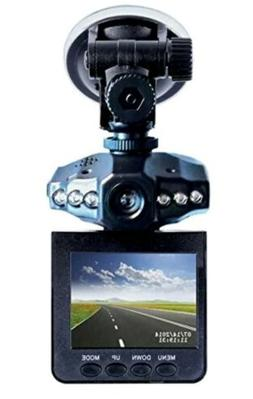 "As Seen On TV Dash Cam 360° Motion Detection 2.5"" LCD 108"