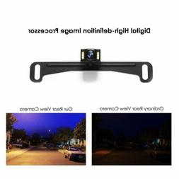 AUTO-VOX Cam1 HD Car Rear View Backup Camera of License Plat