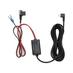 AUTO-VOX Dash Cam 2A Hardwire Kit Mini Fuse Adapter - 12V to