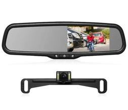 AUTO-VOX M6PRO FHD 1080P 4.5'' Touch Screen Dash Cam Backup