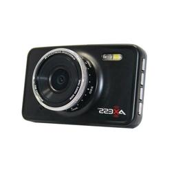 AXESS HD 1080I Video Recording Dash Cam/DVR with Built-in Re