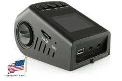 WickedHD 1080P B40-A118 Wedge Car Camera & DVR with Integrat