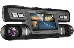 Pruveeo B80 Dash Cam with Infrared Night Vision WiFi Dual 10