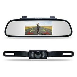 """Chuanganzhuo 4332965129 4.3"""" Mirror Monitor for DVD/VCR/Car"""