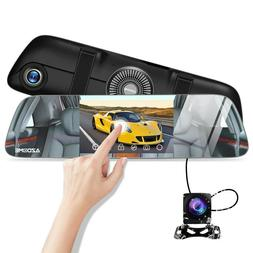 Best Dash Cams For Vehicles Hd Mirror Camera Car Rear View M