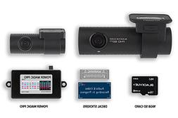 BlackVue DR750S-2CH Bundle including 16GB Micro SD Card and