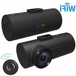 HaloCam C1 Dash Cams FHD 1080P Car Camera Built-in WiFi Driv