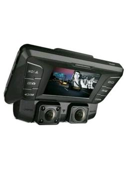 Pruveeo C2 Dash Cam with Infrared Night Vision Dual 1080P Fr