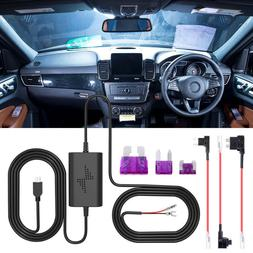 Cam Hard Wire Micro USB DC Charger Converter Kit For Car Das