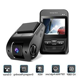 "Dash Cam- 1080P FHD Car Camera 2.3"" LCD Screen 150°Wide-Ang"