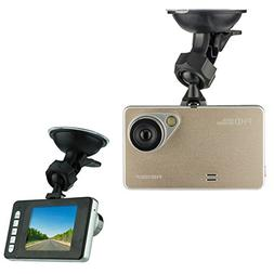 Car Black Box Wide Angle Dashboard Camera Recorder Dash Cam
