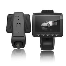 Car Dash Cam, HD 1080P WiFi Driving Recorder with Loop Recor