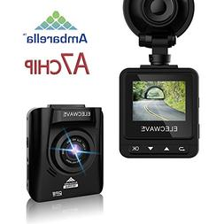 Car Dash Cam - Elecwave EW-D200 170° Wide Angle Full HD 129