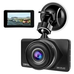 FHD CAR DASH CAMCORDER Wide angle Dash Cam 1080p with Audio