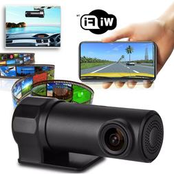 Car Dash Recorder Camera WiFi DVR Cam 1080p HD Hidden Camcor