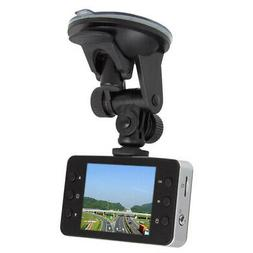 Car Dashboard Camera with Suction Mount 1080p Dash Cam 120 D