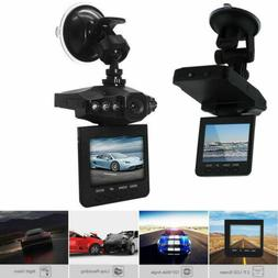 Car DVR Camera Driving Recorder Dash Cam With 32G SD Card HD