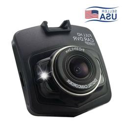 Car DVR Video Recorder Night Vision  Camera 1080P HD Vehicle