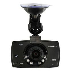 Car HD 1080P DVR Vehicle Camera Audio Video Recorder Dash Ca