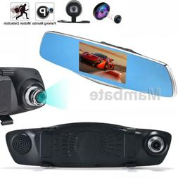 Wireless Car Backup Camera Rear View HD Parking System Night