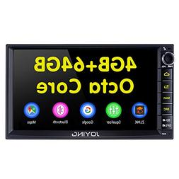 "Car Stereo Double Din - JOYING Android 8.1 Car Radio 7"" Touc"
