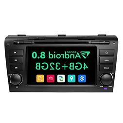 Car Stereo Radio, Eonon 4GB RAM +32GB ROM Bluetooth Android