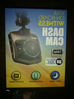 PILOT Car video camera On-Board Witness Dash Cam BRAND NEW I