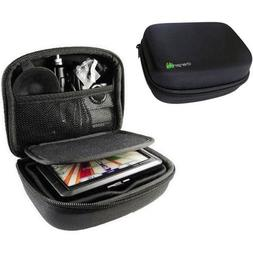 """ChargerCity Multi-Compartment Hard Case for Garmin 5"""" GPS Dr"""